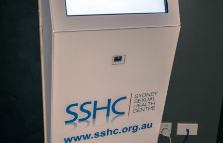 SSHC (Sydney Sexual Health Centre) Self-Testing facility. Use it, it's free!
